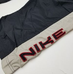 Nike Pants - Vintage Nike Spell Out Nylon Wind Track Pants